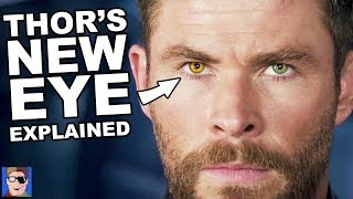 The TRUTH About Thor's New Eye | Infinity War Theory