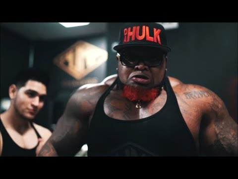 SMASHING The Weights (with THE HULK) | EPIC MOTIVATION