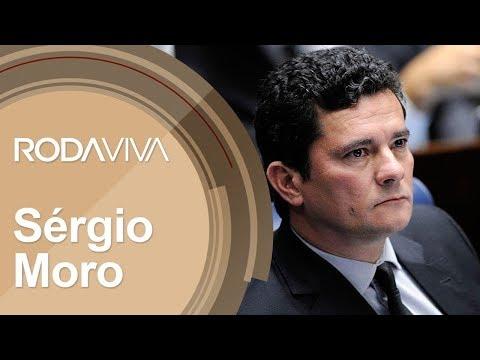 Entrevista com o juiz Sérgio Moro no programa...