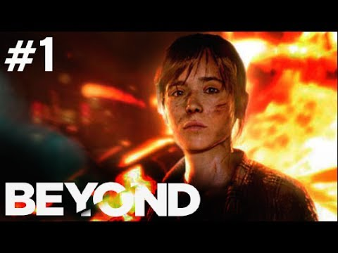 BEYOND: Two Souls Gameplay Walkthrough Part 1 Full Let's Play - Ellen Page
