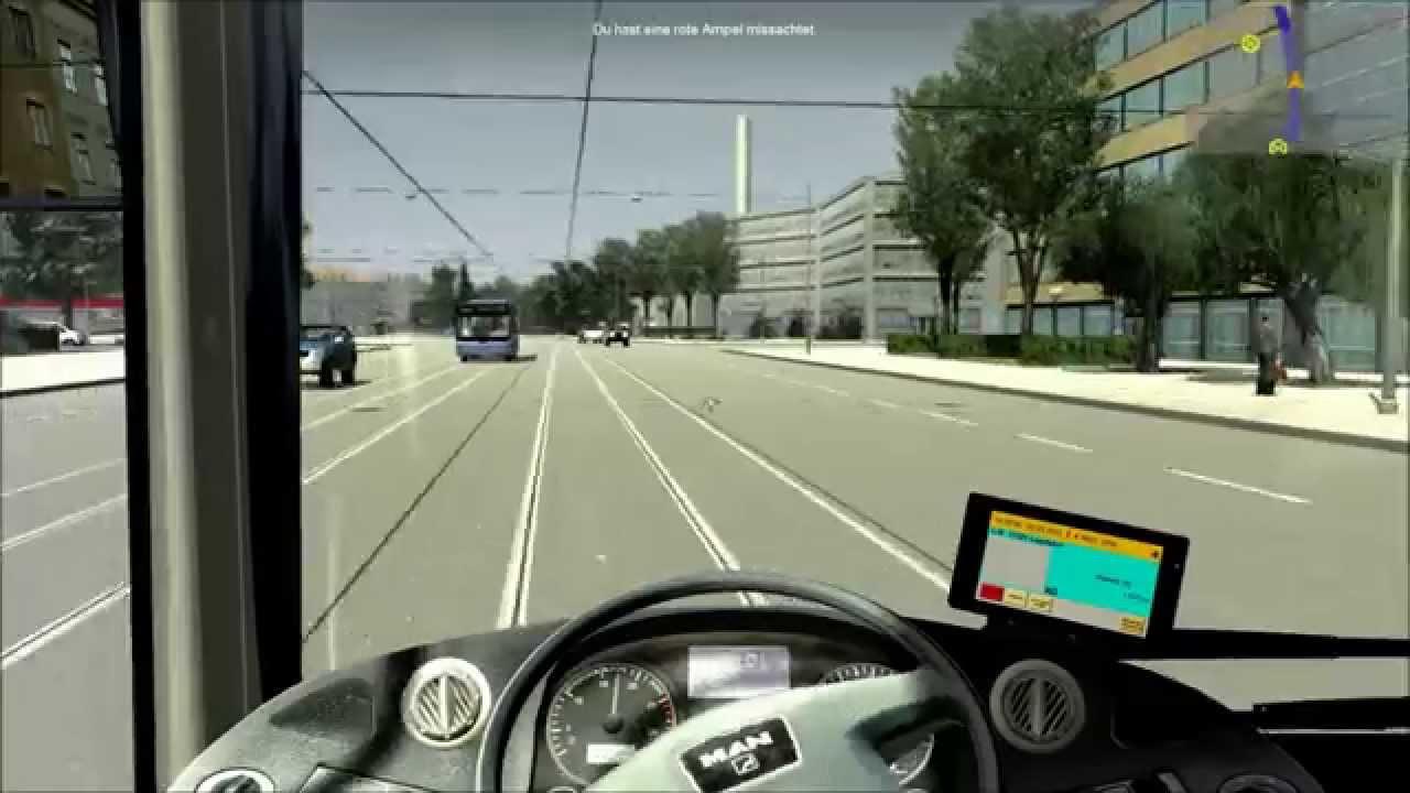 fernbus simulator demo