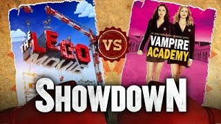 The Lego Movie Vs. Vampire Academy Which Movie Are You