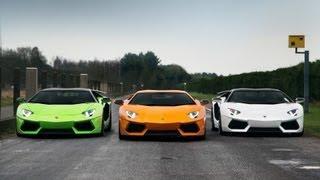 The Italian Job - Lamborghini Style
