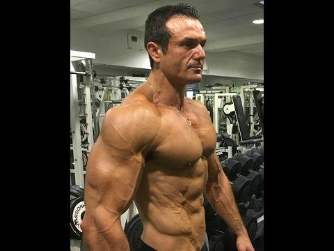 Séance PUSH : Pectoraux-épaules-triceps
