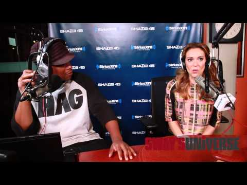 PT 1. Alyssa Milano Gives Advice to Miley Cyrus on Sway in the Morning