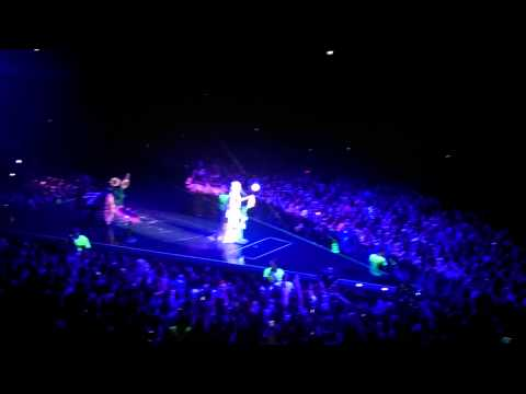 Katy Perry - By The Grace of God - Glasgow 18th May 2014