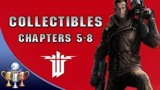 Wolfenstein The New Order Collectibles Walkthrough