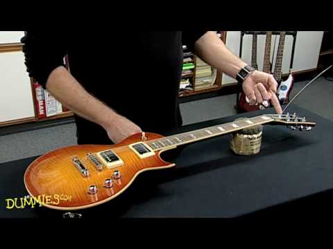 How An Electric Guitar Works - electric guitar Video
