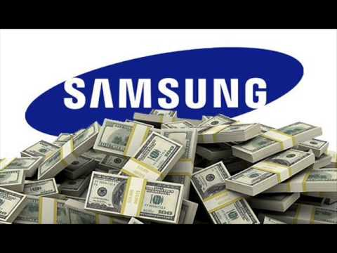 Samsung and Ericsson settle patent quarrel for $650 million!1156