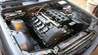 Плохо заводится двигатель M52TUB20. Всхватывает несколько цилиндров