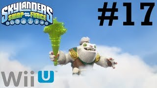 Skylanders SWAP Force Wii U Co-Op- Chapter 17