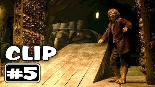 """Dwarves And Barrels"" THE HOBBIT 2 The Desolation Of Smaug"
