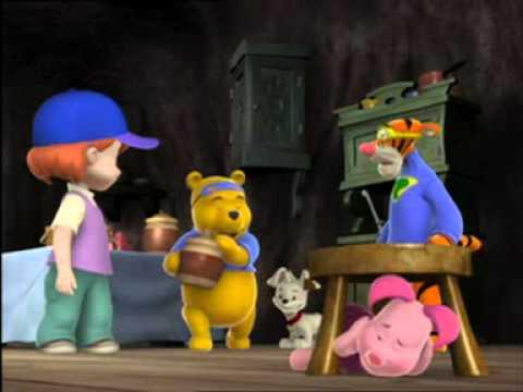 การ์ตูนหมีพูห์ ตอน piglet's