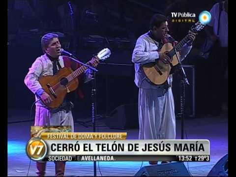 Visión 7: Cerró el telón de Jesús María