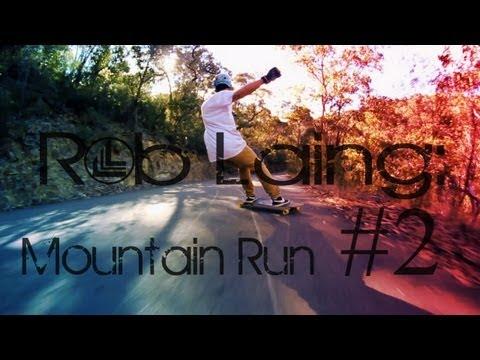 Rob Laing: Mountain Run #2