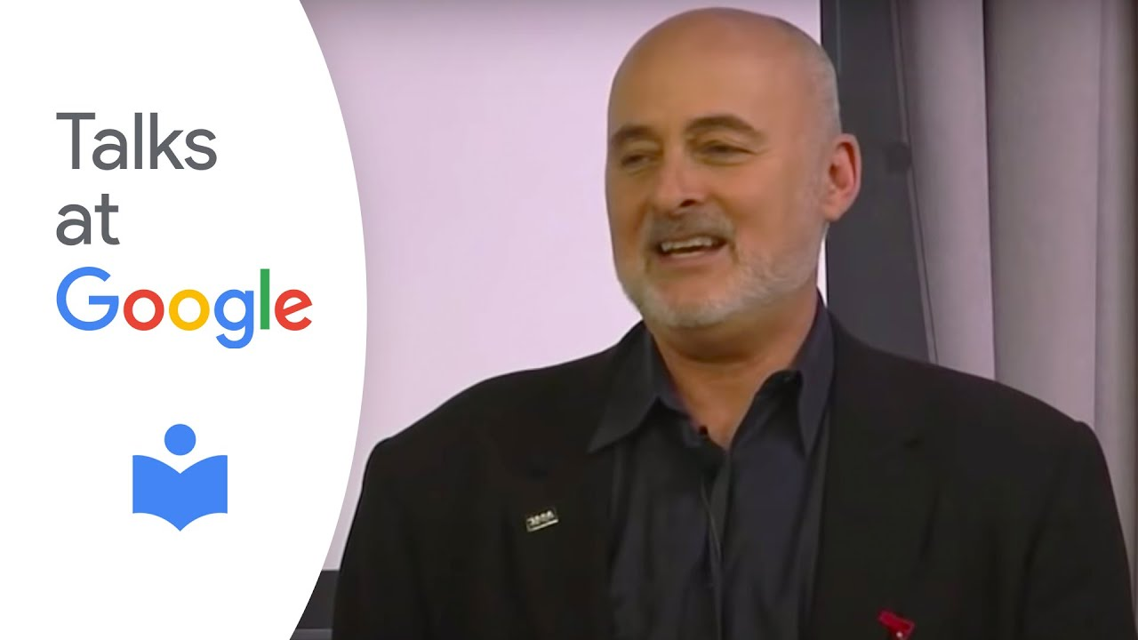 """David Brin: """"Existence""""   Talks at Google"""