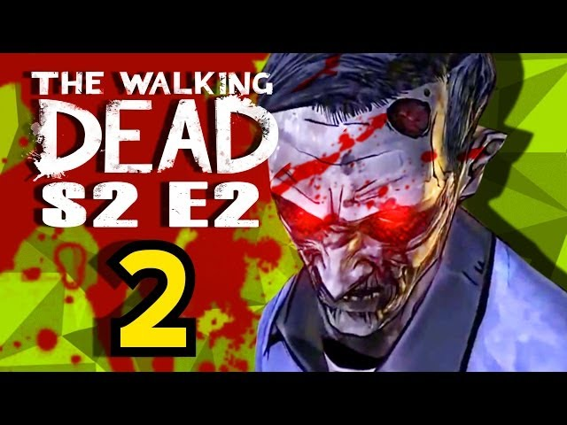 BAD GIRL - Walking Dead Season 2 Episode 2 (Part 2)