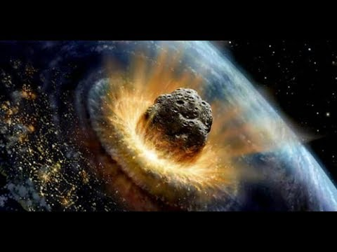 NASA says Potentially HAZARDOUS ASTEROID!! 1/2 Mile Wide HEADED!! TOWARDS EARTH