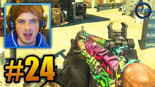 """DELICIOUS KILL!"" - COD GHOSTS LIVE w/ Ali-A #24 - (Call of Duty Ghost Gameplay)"