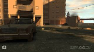 GTA 4 Carmageddon 2!