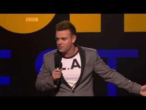 Des Clarke Edinburgh Comedy Fest Live 2013