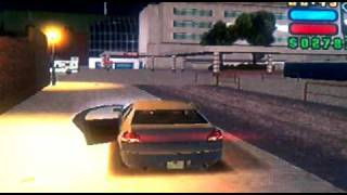 GTA Liberty City Stories Bugs PSP