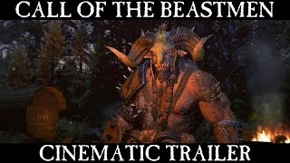 Total War: WARHAMMER - Call of the Beastmen DLC Trailer