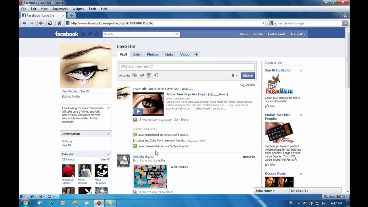 how to add blocked friend in facebook