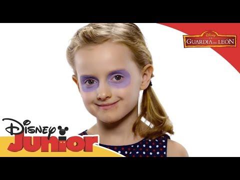 Disney Junior España | Tutorial - Pintacaras: Ono