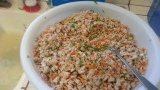 Ceviche de Soya! comida para la cuaresma