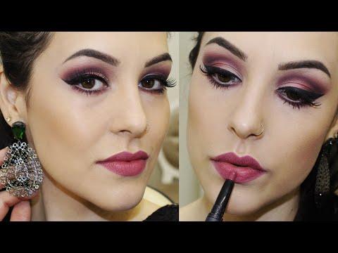 Maquiagem Debutante Rosa ♥