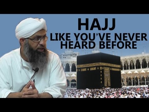Hajj like you've never heard before