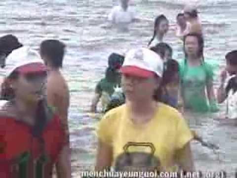 Thieu Nhi Gx Lac Quang Vui Choi He Tai Bai Bien Zenna Long Hai