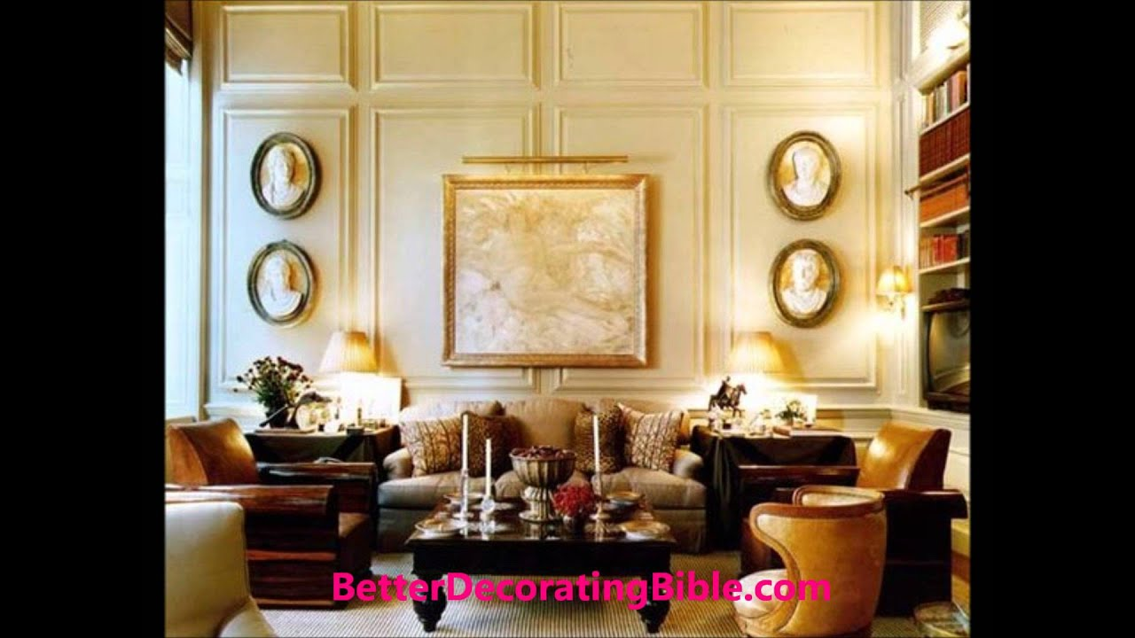 Living room interior decorating ideas youtube for Living room designs youtube