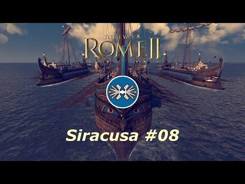 Rome II | Total War | 08 | Siracusa | Primera gran batalla Libia