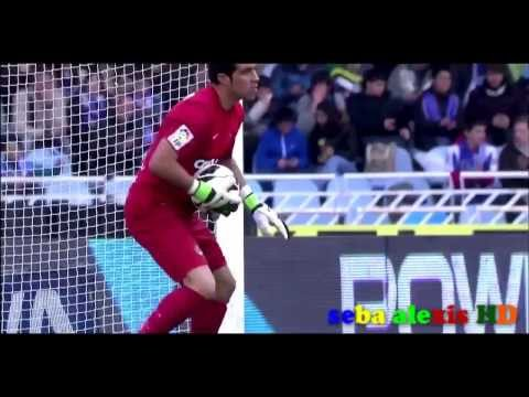 claudio bravo ●Best Saves Ever ● 2013 - 2014 HD