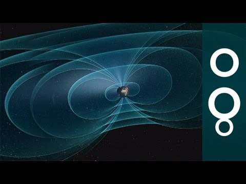 Why is Earth[ES][SQ]s magnetic shield weakening?