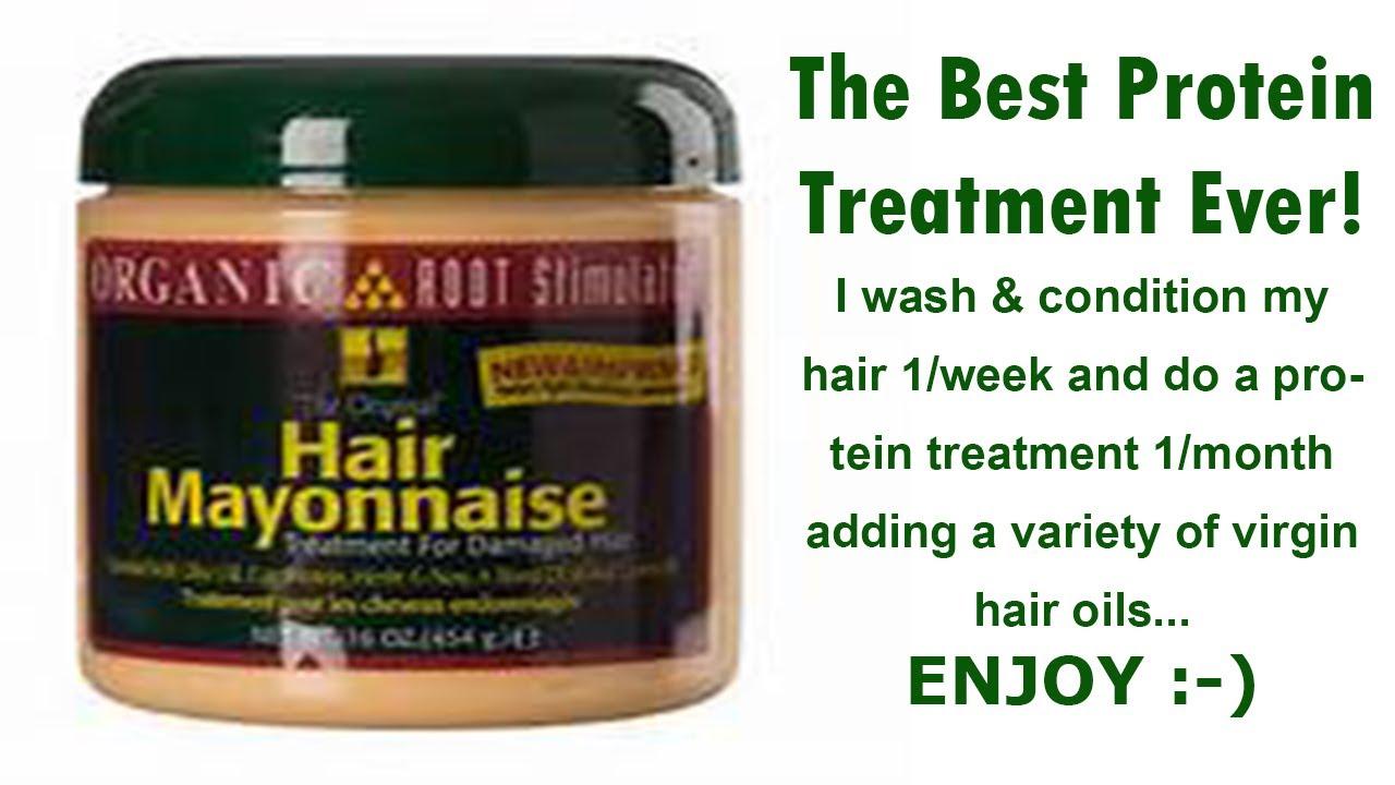 Best Hair Treatment For Black Natural Hair