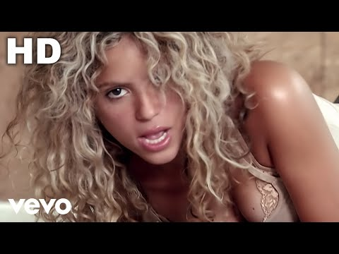 Shakira;Artista Invitado Alejandro Sanz - La Tortura