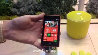 Nokia Lumia 520 Demostración