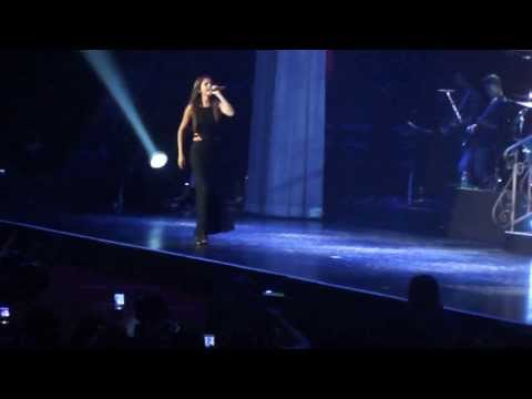 Selena Gomez live Who Says - Star Tour 2013, Vancouver, BC