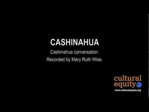 Parlametrics: Cashinahua
