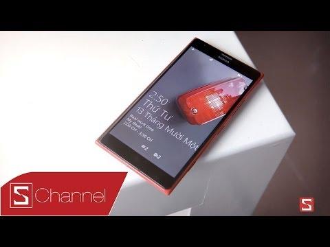 Những cảm nhận đầu tiên về Lumia 1520