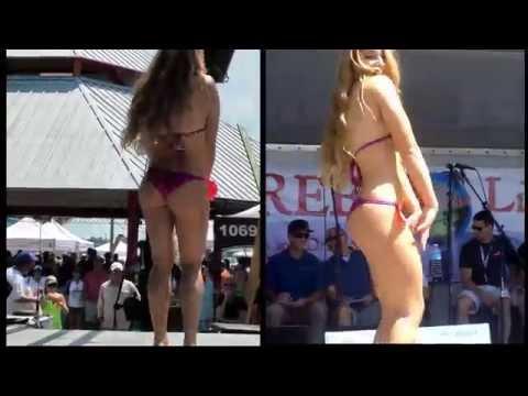 Boast show Bikini Contest