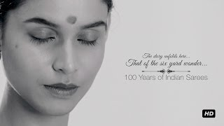 100 Years Of Indian Saree