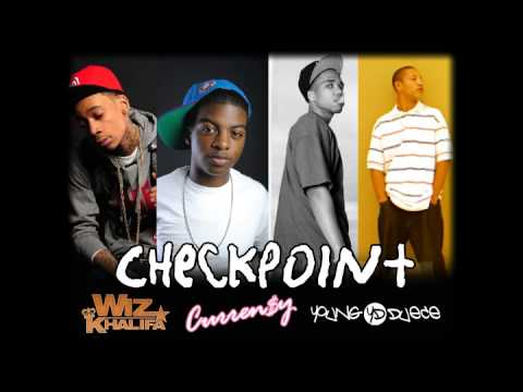 Wiz Khalifa & Curren$y - The Checkpoint (Remix) ft. Young Duece