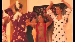 Aprende a bailar sevillanas. Parte 9