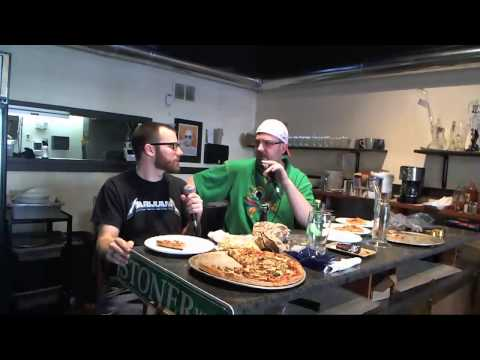 Cannabis Culture News LIVE: Marijuana Munchies at Mega Ill Pizzeria