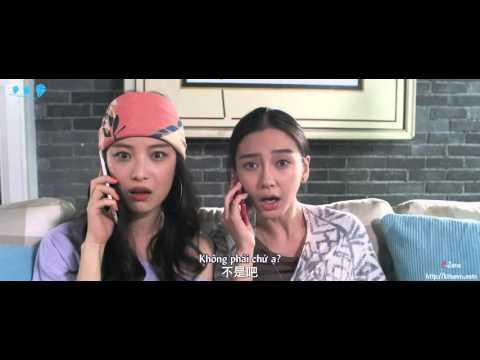 Vietsub HD - Cô dâu đại chiến - Bride War (Angela Baby, Nghê Ni, Trần Hiểu, Chu Á Văn)