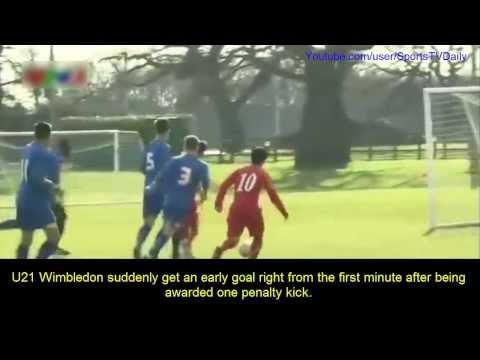 Shock: U19 Viet Nam vs U21 Wimbledon (2-2)